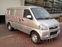 北京牌BJ5021XXYV3R1-BEV型纯电动厢式运输车