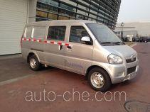 北京牌BJ5021XXYV3RB型厢式运输车