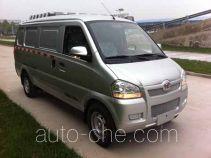 北京牌BJ5022XXYV3R1-BEV型纯电动厢式运输车