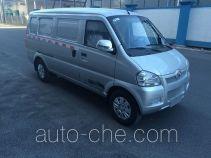 北京牌BJ5022XXYV3R6G-BEV型纯电动封闭货车
