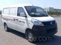 福田牌BJ5023XXY-V1型厢式运输车