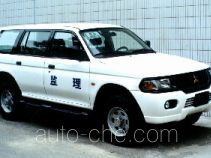 Mitsubishi Pajero Sport supervision car