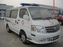 Foton BJ5026A15BA-1 автомобиль скорой медицинской помощи