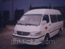 Foton BJ5026A15WA-1 автомобиль скорой медицинской помощи