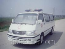 Foton BJ5026A15WA-2 автомобиль скорой медицинской помощи