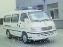 Foton BJ5026A15WA-3 автомобиль скорой медицинской помощи