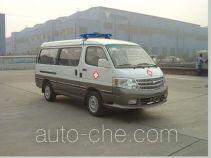 Foton BJ5026A15WA-6 автомобиль скорой медицинской помощи