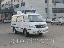Foton BJ5026A15WA-C1 автомобиль скорой медицинской помощи