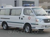 Foton BJ5026A15WA-S автомобиль скорой медицинской помощи
