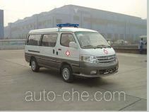 Foton BJ5026A15XA-5 автомобиль скорой медицинской помощи