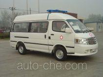 Foton BJ5026A15WA-5 автомобиль скорой медицинской помощи