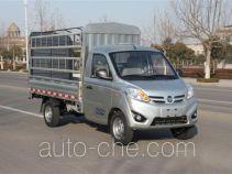 Foton BJ5026CCY-E1 грузовик с решетчатым тент-каркасом