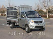 Foton BJ5026CCY-AL грузовик с решетчатым тент-каркасом