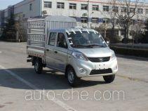 Foton BJ5026CCY-AM грузовик с решетчатым тент-каркасом