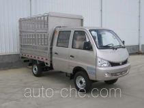 Heibao BJ5036CCYW40JS грузовик с решетчатым тент-каркасом