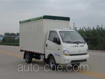 Foton BJ5026CPY-B soft top box van truck