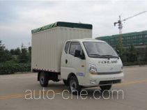 Foton BJ5026CPY-C soft top box van truck