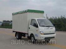 福田牌BJ5026CPY-J型蓬式运输车