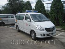 Foton BJ5026XJH-XA автомобиль скорой медицинской помощи