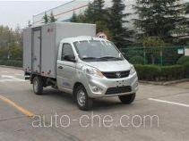 Foton BJ5026XXY-AL box van truck
