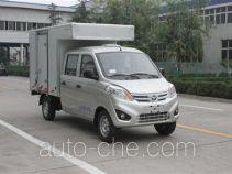 Foton BJ5026XXY-E4 box van truck