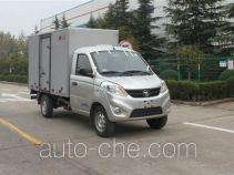 Foton BJ5026XXY-P1 box van truck