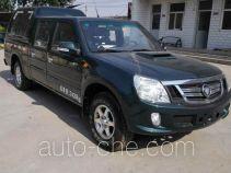 Foton BJ5027XXY-XD box van truck
