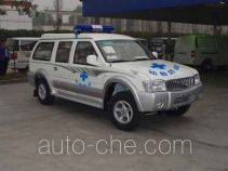 Foton BJ5028E16WA immunization and vaccination medical car