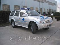 Foton BJ5028EC6WA immunization and vaccination medical car