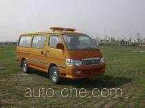 BAIC BAW BJ5030XGCC engineering works vehicle