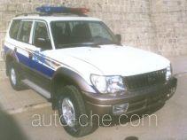 BAIC BAW BJ5030XQC3 prisoner transport vehicle