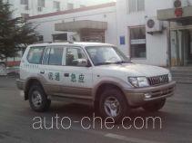 BAIC BAW BJ5030XTX21 communication vehicle