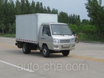 福田牌BJ5030XXY-AE型厢式运输车
