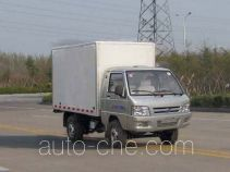 福田牌BJ5030XXY-D3型厢式运输车