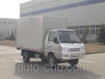 Foton BJ5030XXY-F3 box van truck