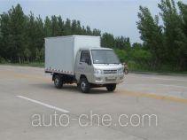 Foton BJ5030XXY-V5 box van truck