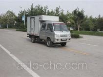 Foton BJ5030XXY-V6 box van truck