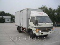 北京牌BJ5040XXY18型厢式运输车