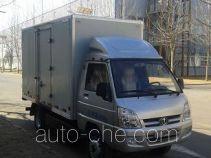 北京牌BJ5030XXYB4T-BEV型纯电动厢式运输车