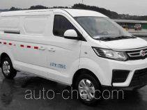 北京牌BJ5030XXYDMN5X1BEV型纯电动厢式运输车