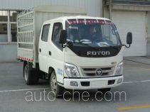 福田牌BJ5031CCY-A4型仓栅式运输车