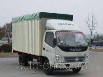 Foton BJ5031V3BD6-2 soft top box van truck