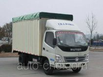 Foton BJ5031V3BD6-2 soft top box van truck