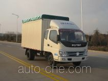 Foton BJ5031V3CD6-2 soft top box van truck