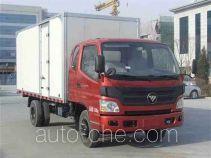 Foton BJ5031V3CD6-FA box van truck