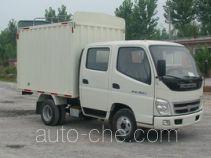 Foton BJ5031V3DD6-2 soft top box van truck