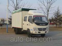 Foton BJ5031V3DD6-2 soft top box van truck