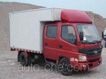 Foton BJ5031V3DD6-FA box van truck