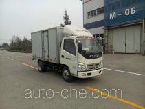 Foton BJ5031XXY-A2 box van truck