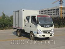 Foton BJ5031XXY-A6 box van truck